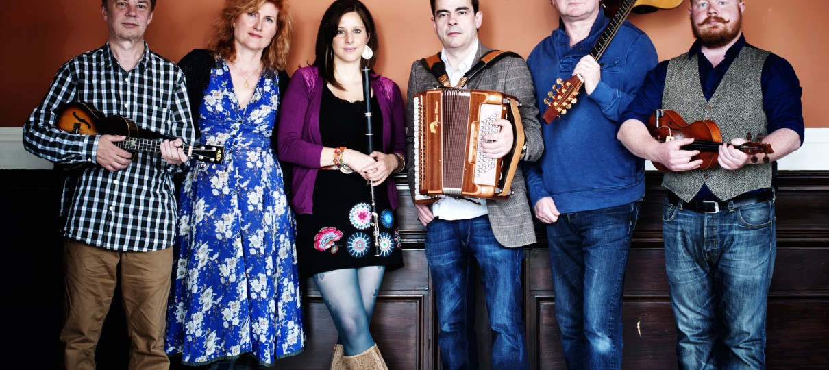 Alan Kelly Gang with  Eddi Reader & John Douglas  Oct 2nd