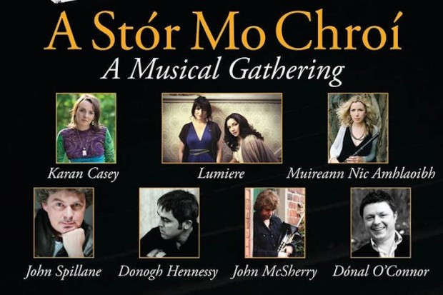 A Stór Mo Chroí – A Musical Gathering Oct 3rd