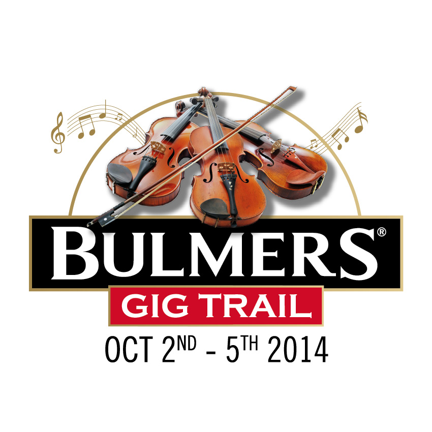 Bulmers Gig Trail_Decal