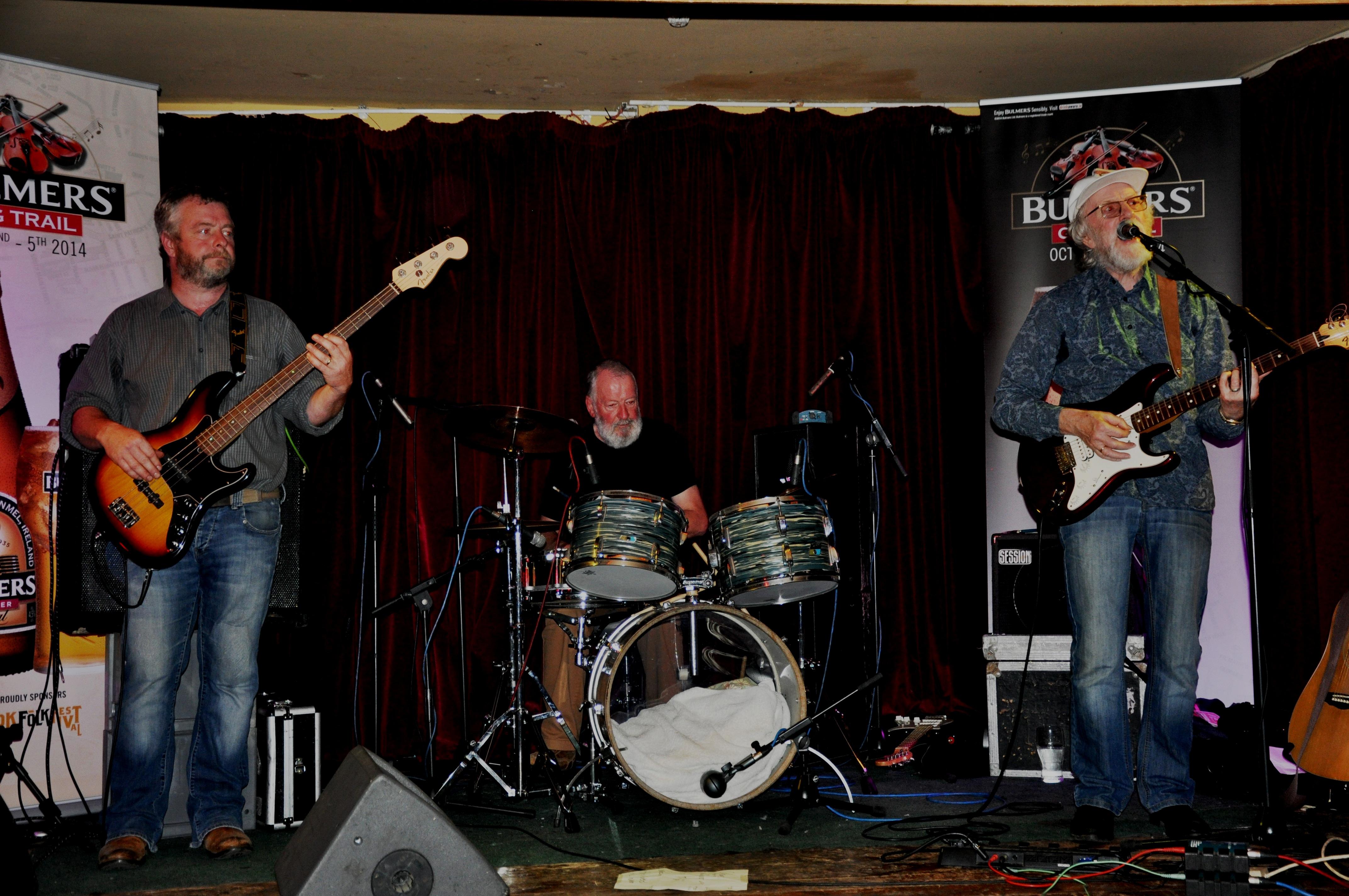 Loudest Whisper at Crane Lane Folk Fest 2014 077
