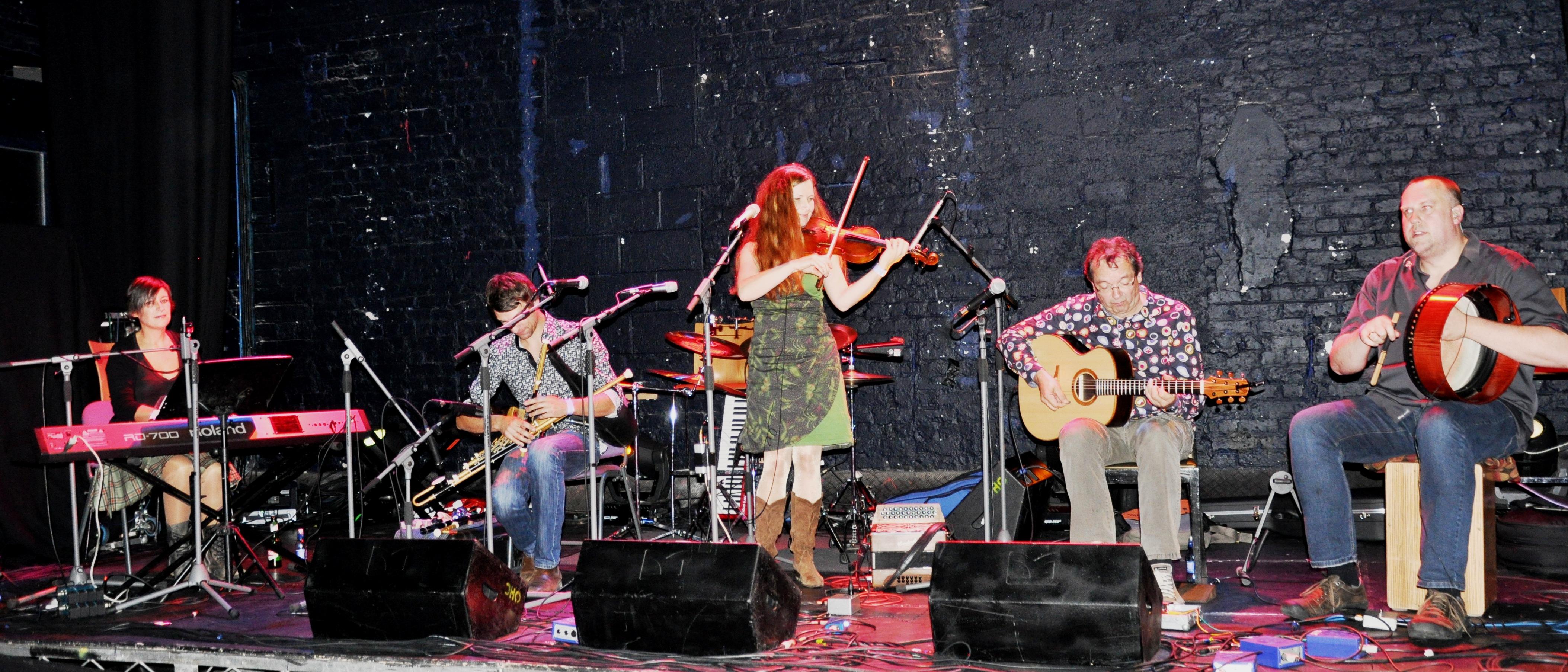 Cara - Cork Folk Festival 2014