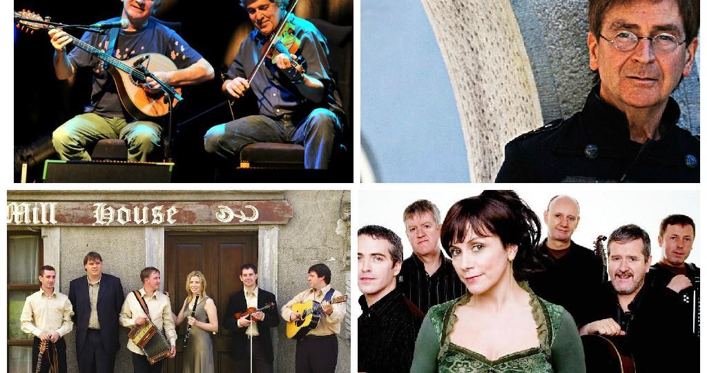 Cork Folk Festival Headline Acts