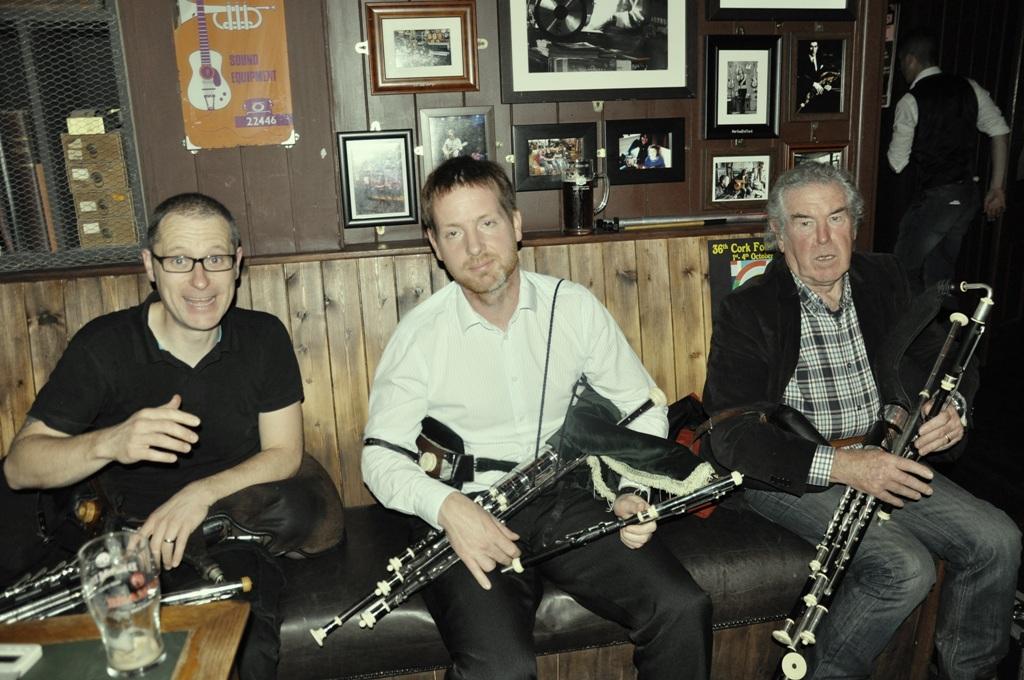 Anthony Ruby, Donal O Caoimh & John Murphy