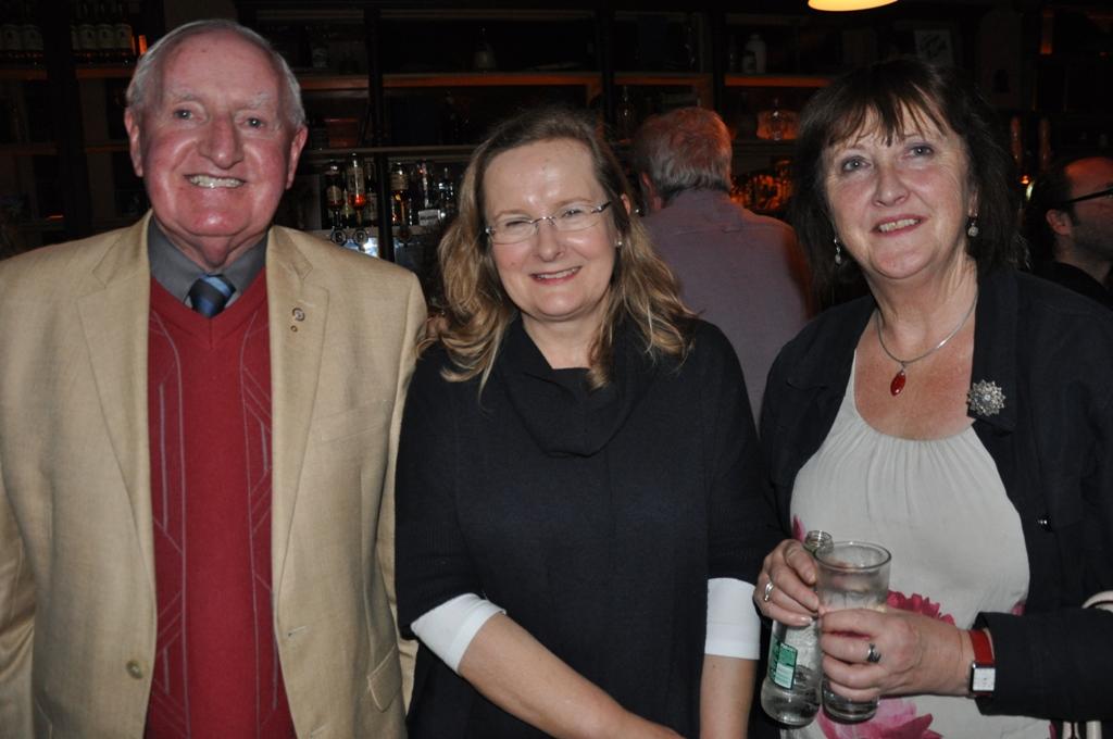 Barry Cogan, Mary Mitchell, Maire Ni Cheileachair