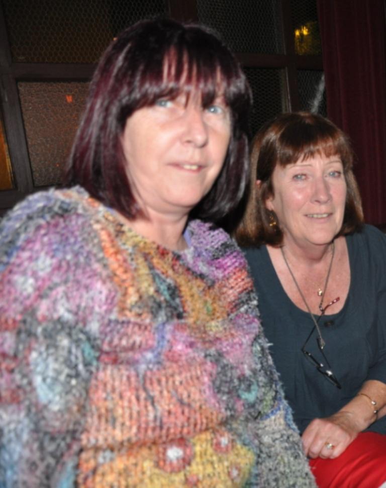 Elaine Dorgan & Anne Brennan