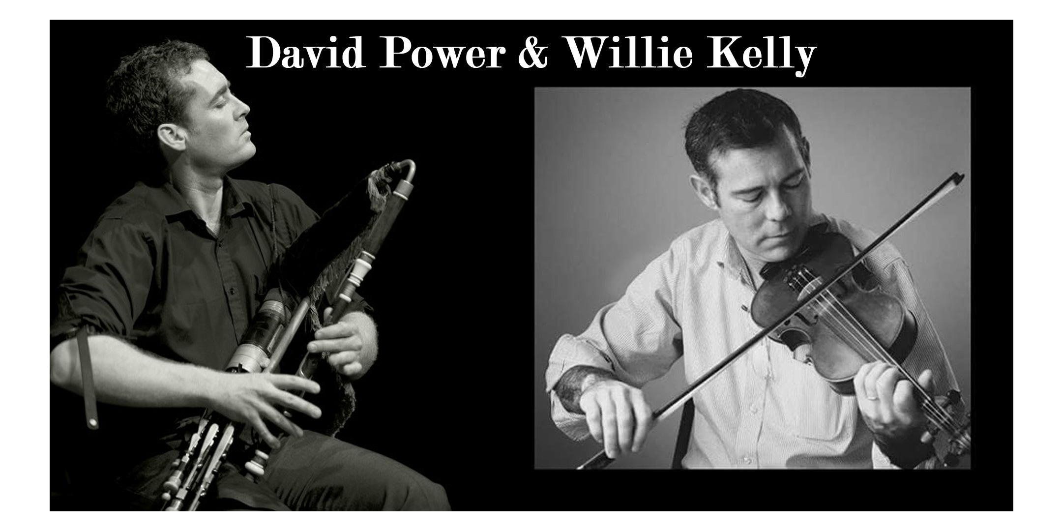 David Power & Willie Kelly