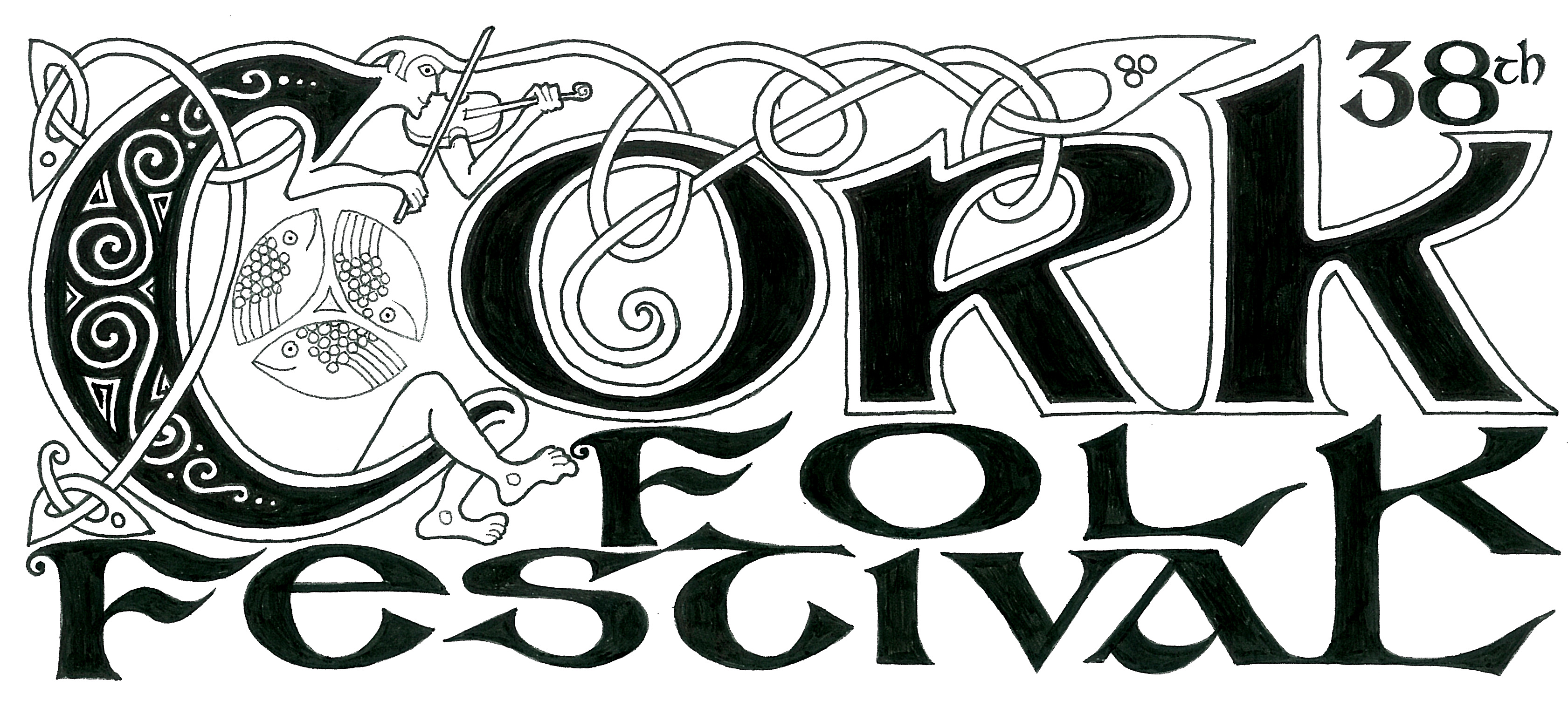 Cork Folk Festival - Cork, Ireland - 28th Sep - 1st October 2017