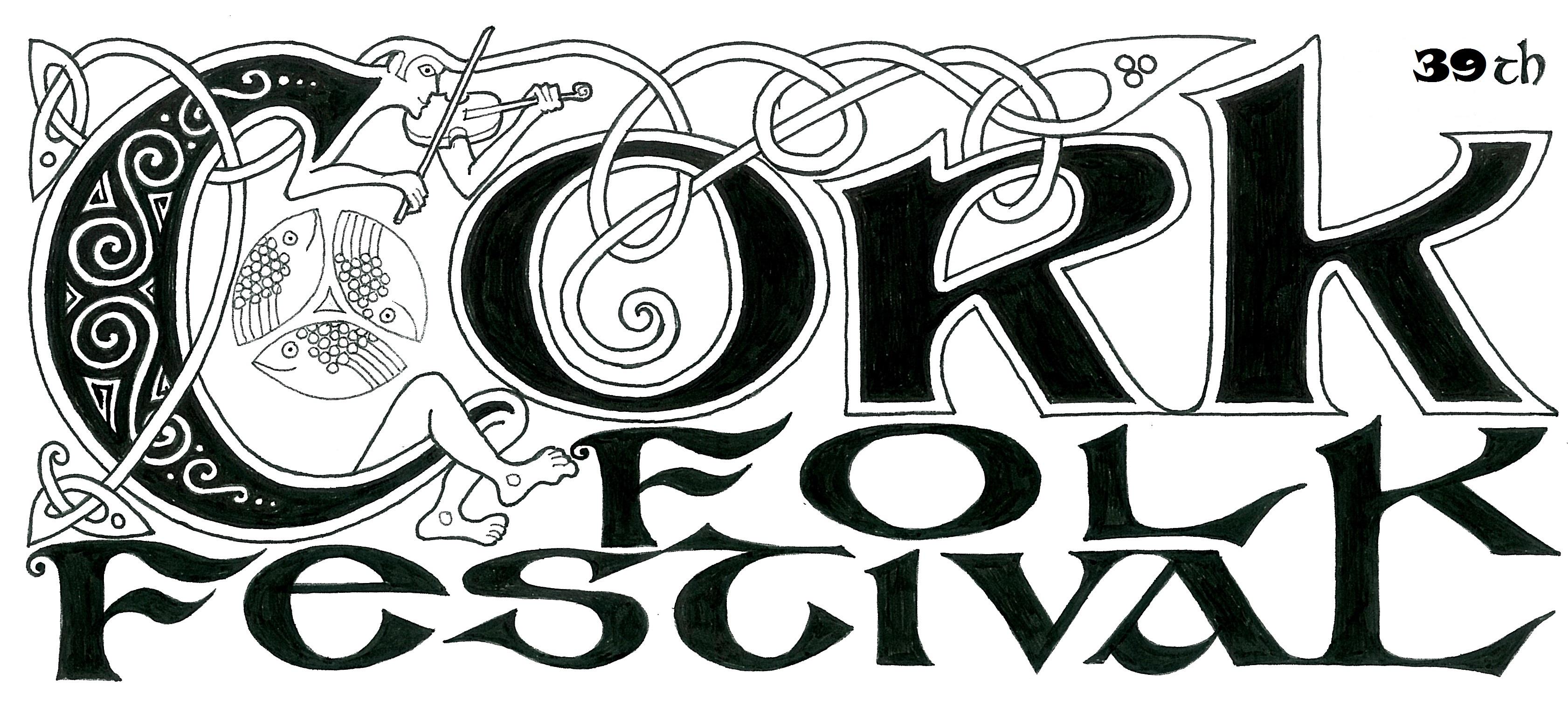 Cork Folk Festival - Cork, Ireland  3rd-7th October 2018