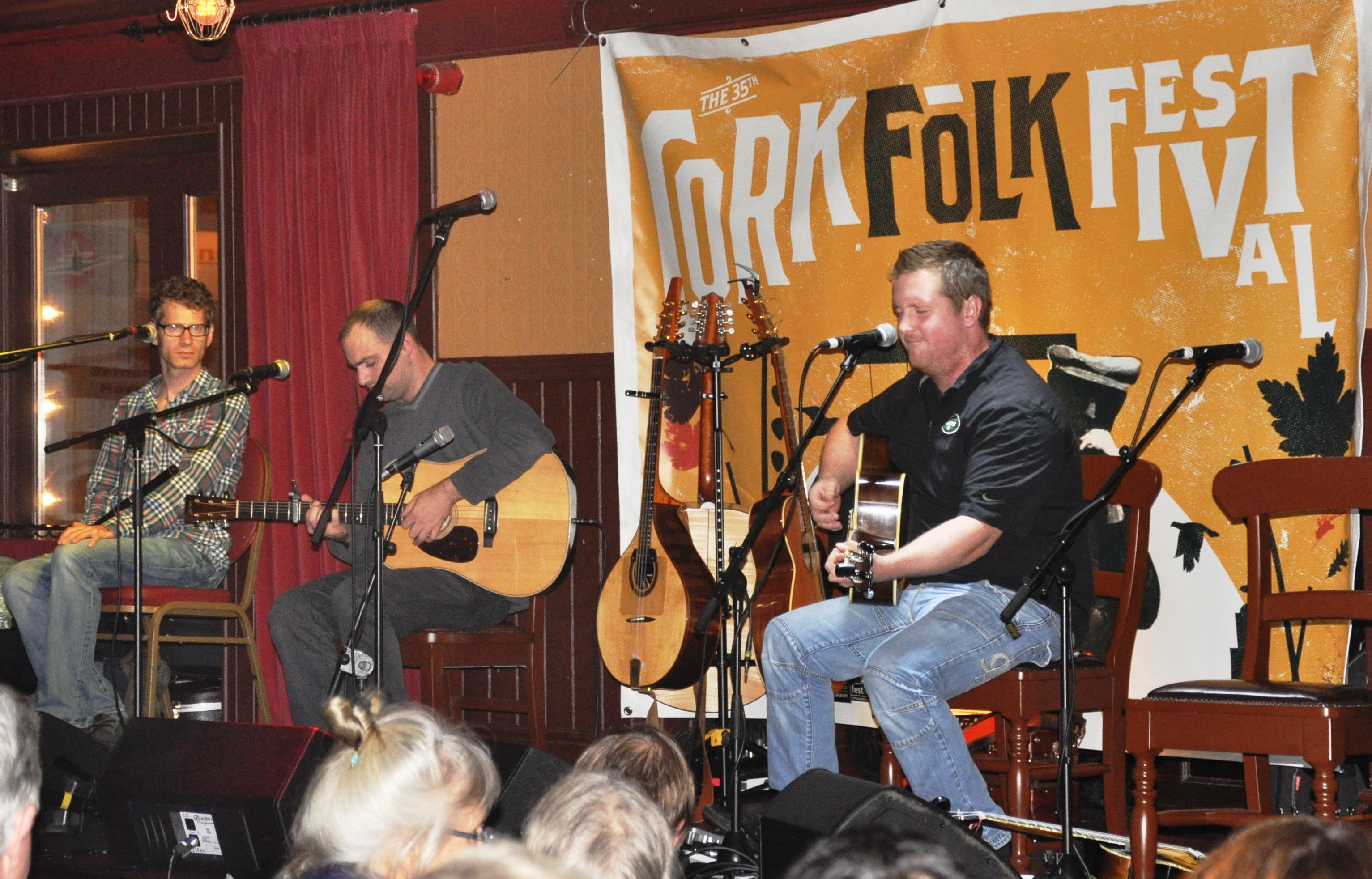 BARRY Tierney Folk Fest 2014 041