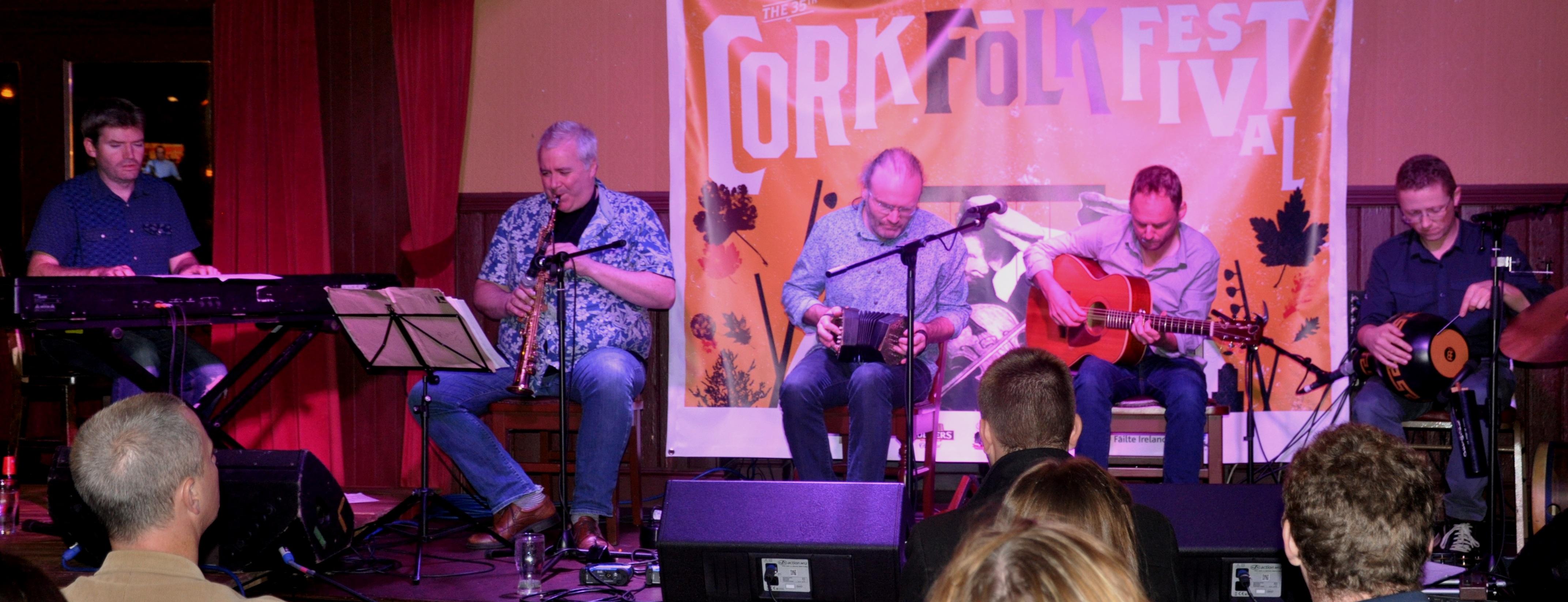 Buille- Cork Folk Festival 2014