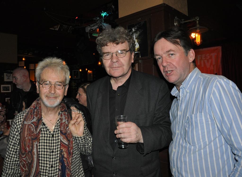 Jimmy MacCarthy, Noel Shine & Conor Tallon