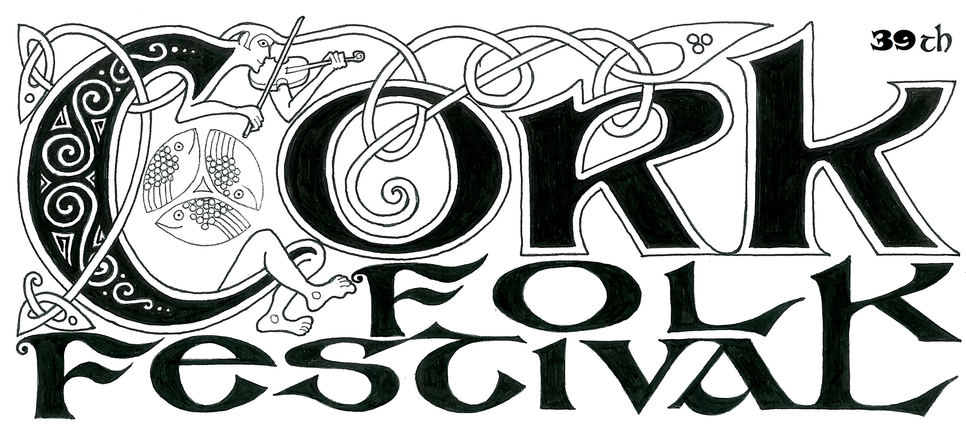 Cork Folk Festival - Cork, Ireland  3rd-7th October 2018