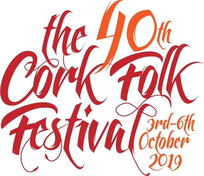Cork Folk Festival - Cork, Ireland  3rd-6th October 2019