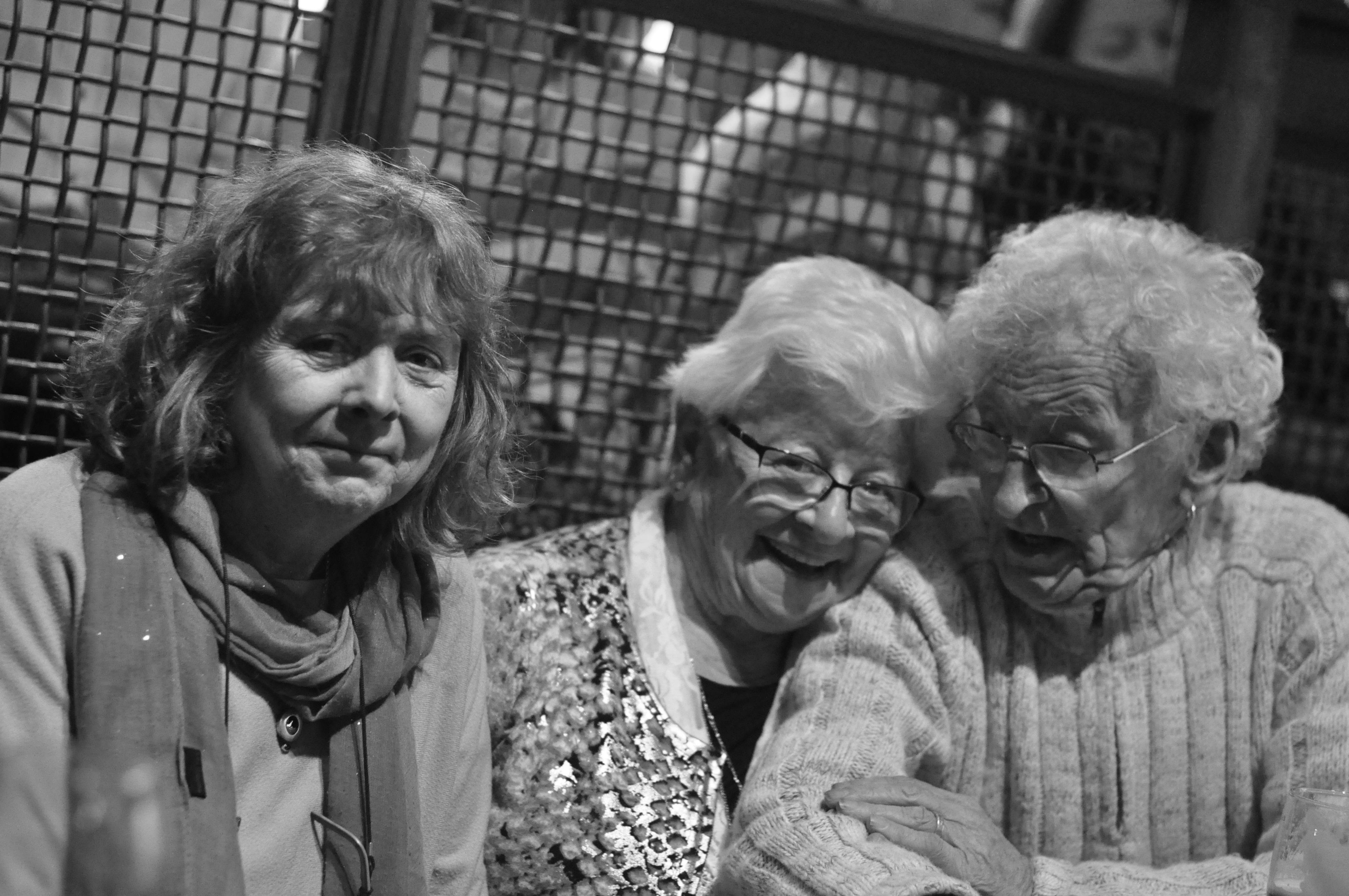 Rhona McCarthy, Eilie Buckley & Timmy McCarthy