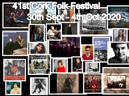 Cork Folk Festival collage web small