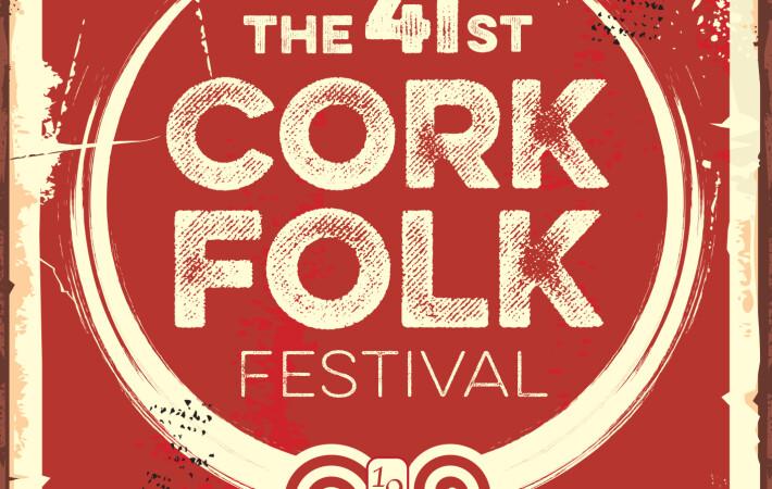 Corl Folk Festiaval 41st Logo